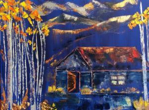 Painting aspen house_6014